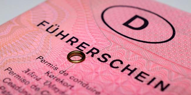 Assurance auto avec un permis étranger