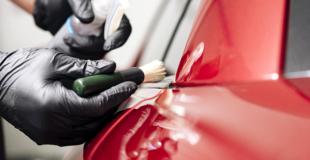 Comment effacer une rayure sur sa carrosserie de voiture ?