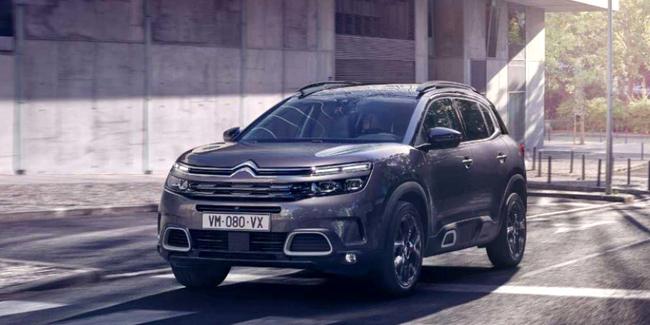 Leasing Citroën C5 Aircross en LOA ou LLD