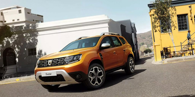 Leasing Dacia Duster en LOA ou LLD