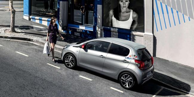 Leasing Peugeot 108 en LOA ou LLD