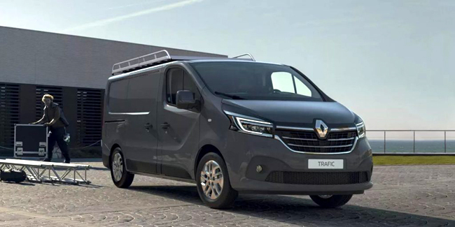 Leasing Renault Trafic en LOA ou LLD