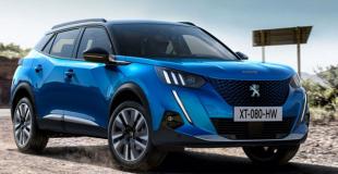 Leasing Peugeot 2008 en LOA ou LLD