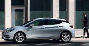 Leasing Opel Astra en LOA ou LLD