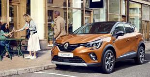 Leasing Renault Captur en LOA ou LLD