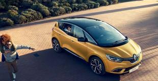 Leasing Renault Scénic en LOA ou LLD