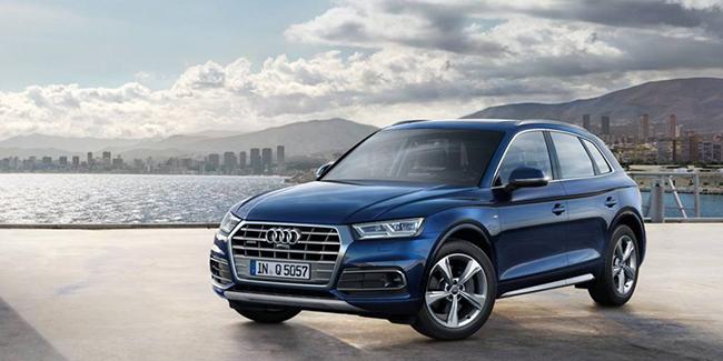 Leasing Audi Q5 en LOA ou LLD