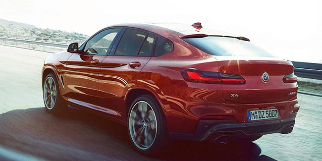 Leasing BMW X4 en LOA ou LLD