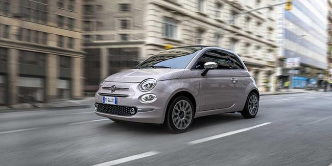 Leasing Fiat 500 en LOA ou LLD