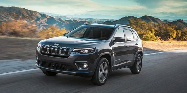 Leasing Jeep Cherokee en LOA ou LLD