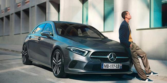 Leasing Mercedes Classe A en LOA ou LLD