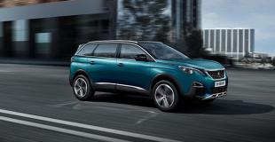 Leasing Peugeot 5008 en LOA ou LLD