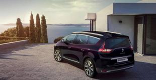 Leasing Renault Grand Scénic en LOA ou LLD