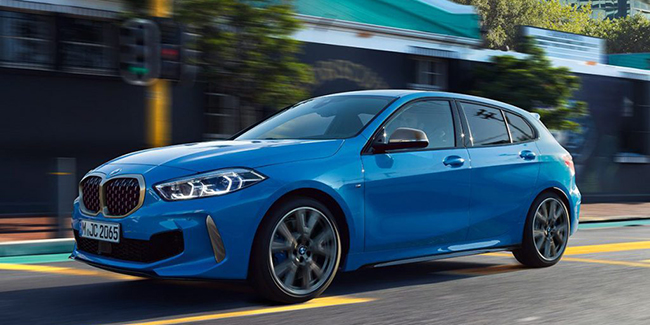Leasing BMW Série 1 en LOA ou LLD