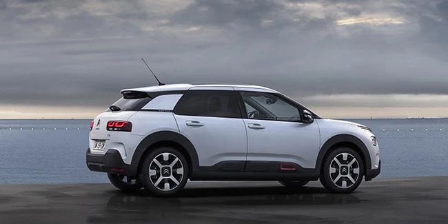 Leasing Citroën C4 en LOA ou LLD