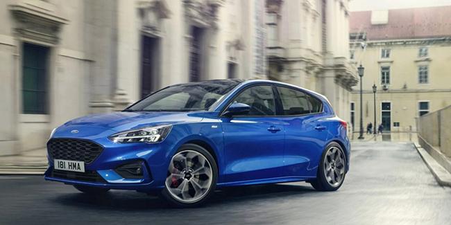 Leasing Ford Focus en LOA ou LLD