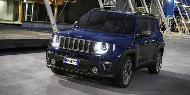 Leasing Jeep Renegade en LOA ou LLD