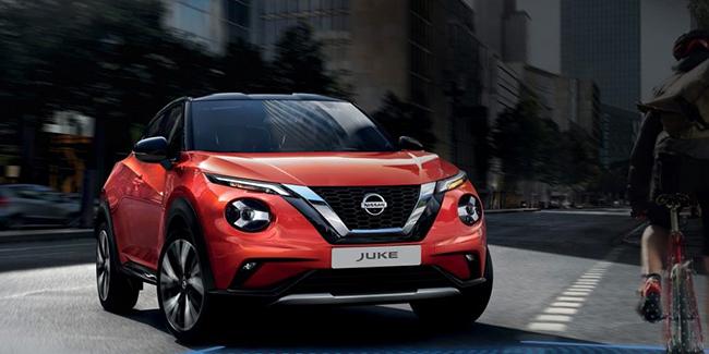 Leasing Nissan Juke en LOA ou LLD