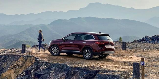 Leasing Renault Koléos en LOA ou LLD