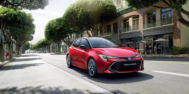 Leasing Toyota Corolla en LOA ou LLD