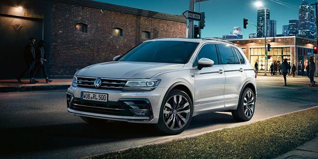 Leasing Volkswagen Tiguan en LOA ou LLD