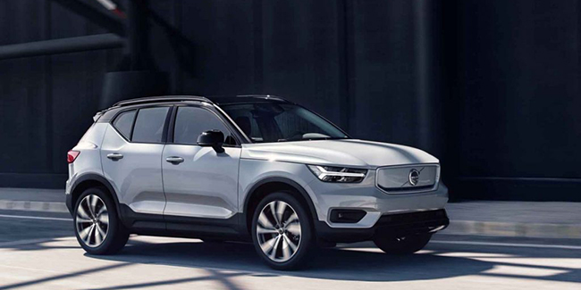 Leasing Volvo XC40 en LOA ou LLD