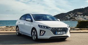 Leasing Hyundai Ioniq Hybrid en LOA ou LLD