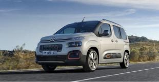 Leasing Citroën Berlingo en LOA ou LLD