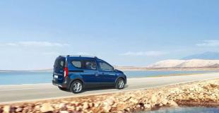 Leasing Dacia Dokker en LOA ou LLD