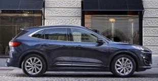 Leasing Ford Kuga en LOA ou LLD