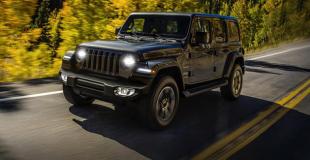 Leasing Jeep Wrangler en LOA ou LLD
