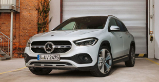 Leasing Mercedes GLA en LOA ou LLD