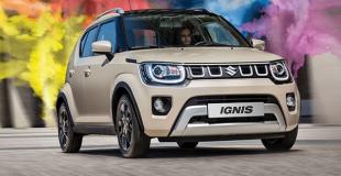 Leasing Suzuki Ignis en LOA ou LLD