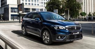 Leasing Suzuki S-Cross en LOA ou LLD