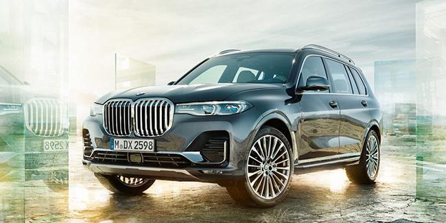 Leasing BMW X7 en LOA ou LLD