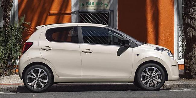 Leasing Citroën C1 en LOA ou LLD