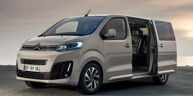 Leasing Citroën Spacetourer en LOA ou LLD