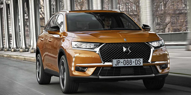 Leasing DS 7 Crossback en LOA ou LLD