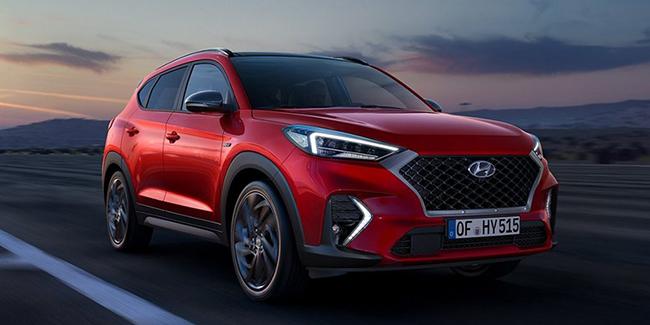 Leasing Hyundai Tucson en LOA ou LLD