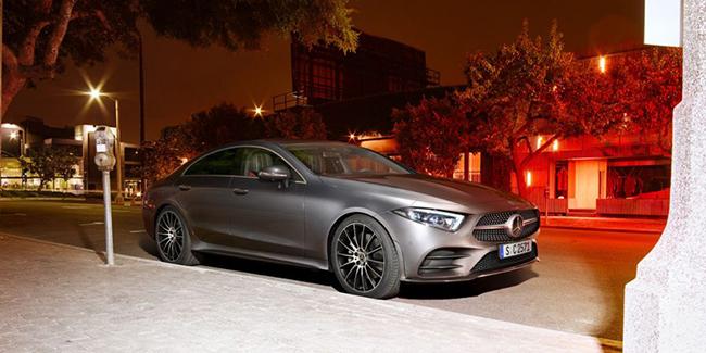 Leasing Mercedes Classe CLS en LOA ou LLD