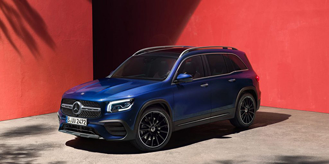 Leasing Mercedes GLB en LOA ou LLD