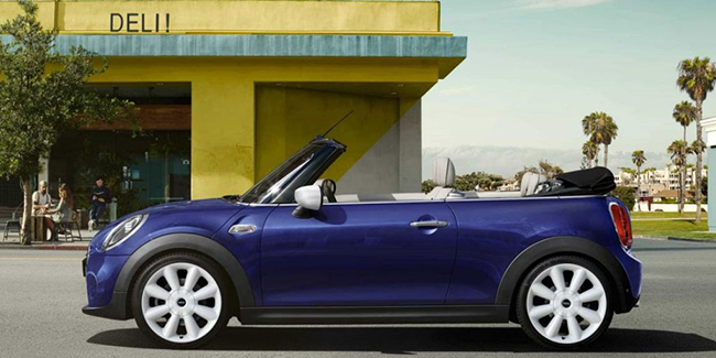 Leasing Mini Cabrio en LOA ou LLD