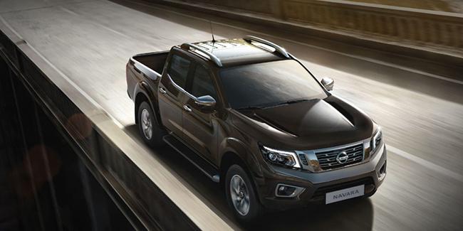Leasing Nissan Navara en LOA ou LLD
