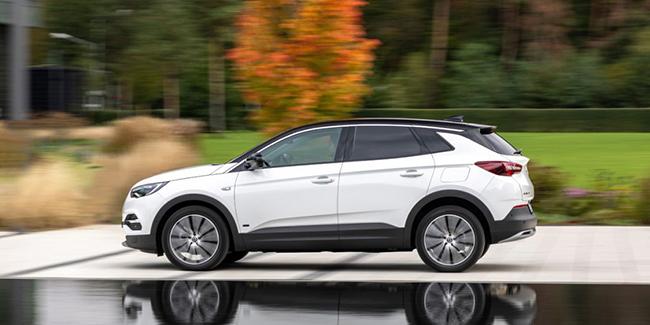 Leasing Opel Grandland X en LOA ou LLD