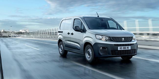 Leasing Peugeot Partner en LOA ou LLD