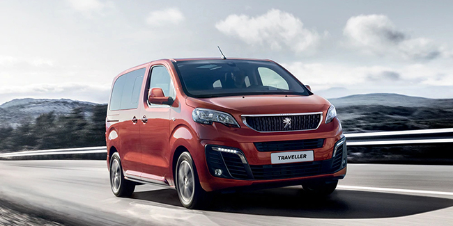 Leasing Peugeot Traveller en LOA ou LLD
