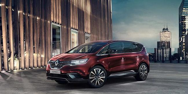 Leasing Renault Espace en LOA ou LLD