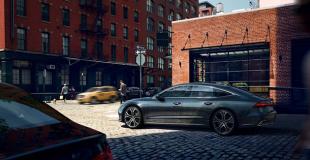 Leasing Audi A7 en LOA ou LLD