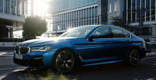 Leasing BMW Série 5 en LOA ou LLD