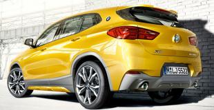 Leasing BMW X2 en LOA ou LLD